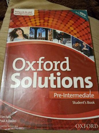 Oxford Solutions Pre-Intermediate