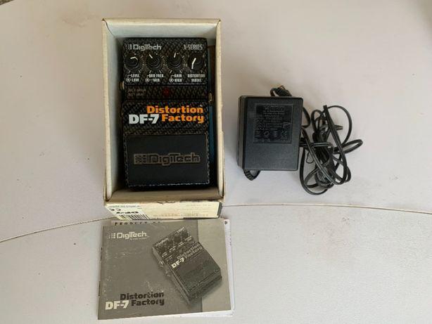 Pedal distorção - Digitech DF7