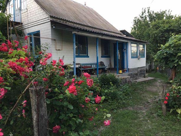 Продам дом (будинок) недалеко от Канева с участком с. Пекари или обмен