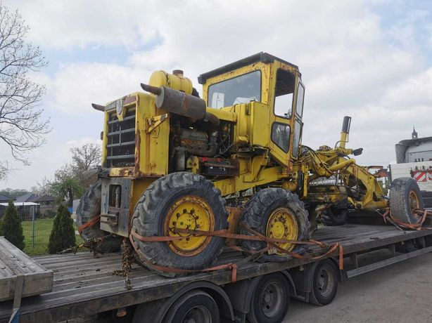Równiarka Aveling Barford SG2A 6x6 możliwy transport