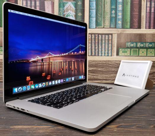 Ноутбук Apple MacBook Pro 15'' (MJLQ2) 2015 i7/16/512 / РАССРОЧКА 0%!