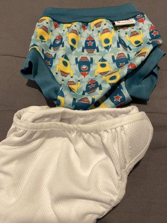 Fralda + liner de natação Close Pop-in 3-6 meses