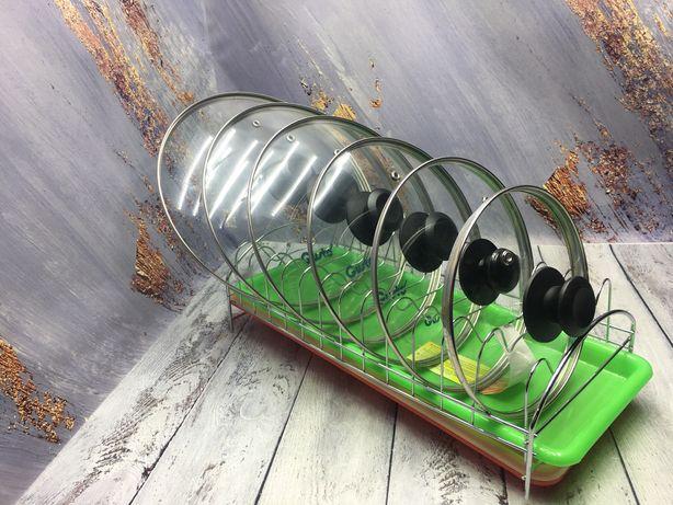 Скляні кришки різних розмірів/ кришки до каструль та сковорідок