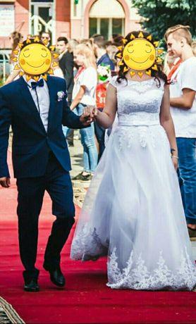 Свадебное платье 8 000р