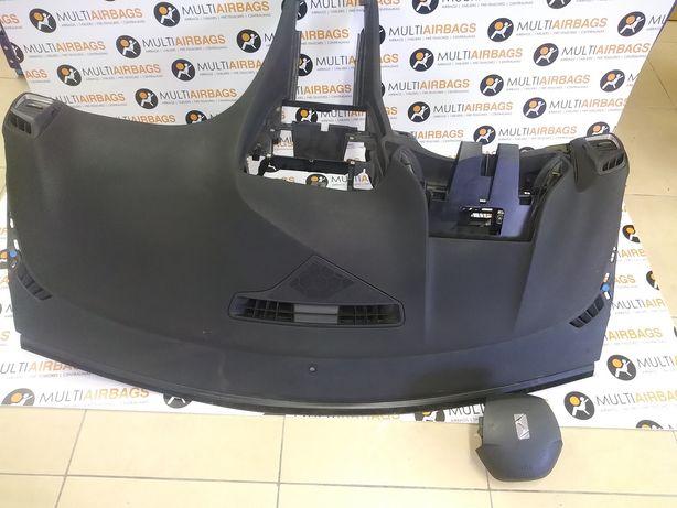 Conjunto de airbags com tablier Citroen DS5