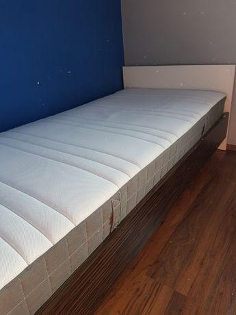 Łóżko BRW z materacem Ikea