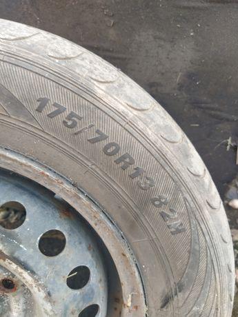 Запасное колесо, запаска на Ланос