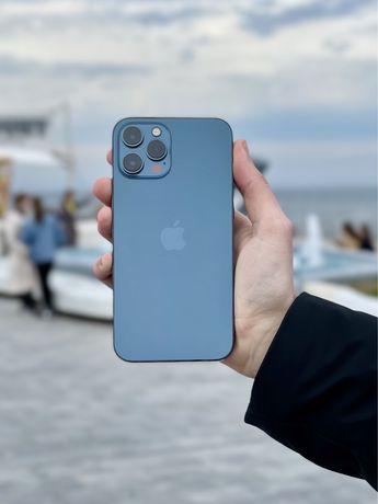 iPhone 12 Pro Max 128Gb Pacific Blue РАССРОЧКА