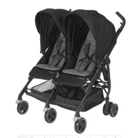 Maxi-Cosi коляска для двійні Dana For two (коляска для двойни)