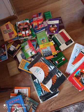 Słowniki różne do oddania