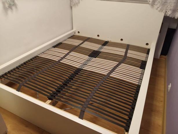 Malm IKEA rama łóżka 160x200 cm deski Leirsund
