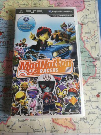 Modnation Racers Psp Pl PlayStation Portable
