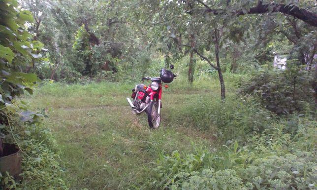 Мотоцикл Минск 125 12в, 1993г.