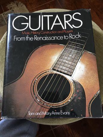 Historia da guitarra
