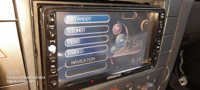 Radio 2din kenwood 4×50