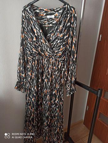 Piekna długa sukienka M L XL