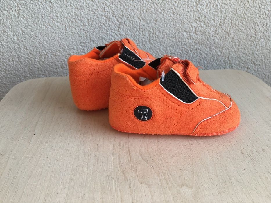 Пинетки первая обувь 11 см мокасины тапочки кеды антискользщие Киев - изображение 1