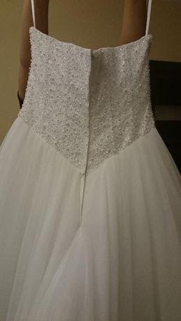 Śliczna suknia ślubna (kolekcja 2016 AMY LOVE BRIDAL - JADENA)
