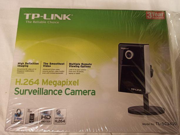 Câmara vídeo vigilância