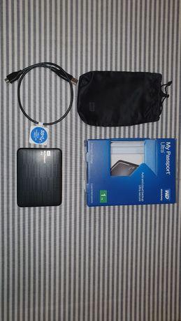 WD My passport ultra 1TB (ler descrição)