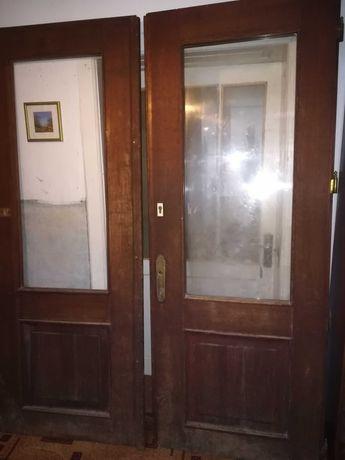 Дверi дубовi, арка, вiкно б/у, Обмiн.