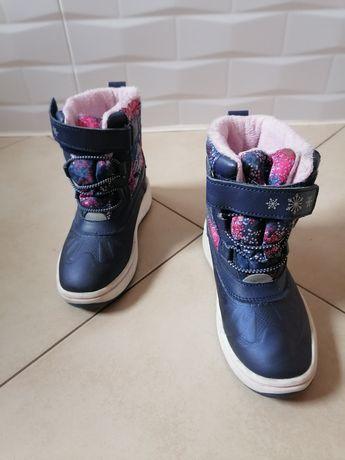 Sprzedam buty śniegowce firmy Lupilu dziewczęce rozm. 30