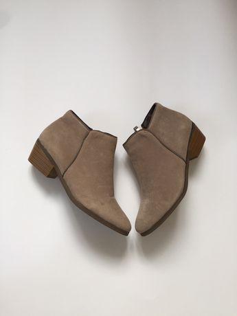 Ботинки демосезонные женские