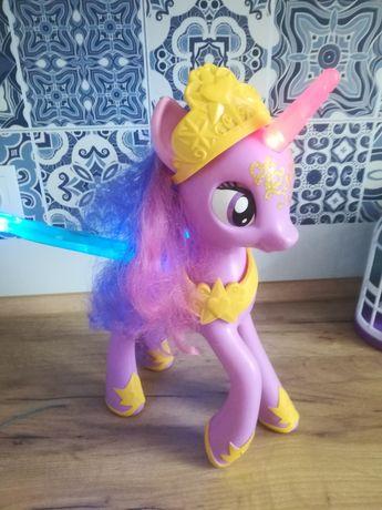 Kucy pony, księżniczka Celestia, hasbro.