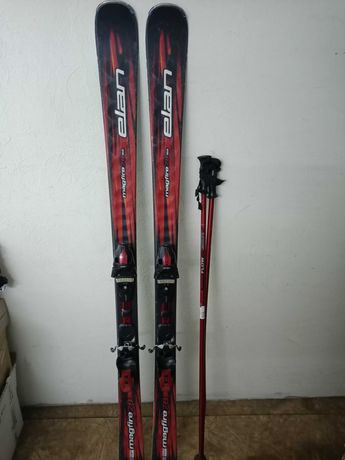 Лижі Elan. L 168 / Лыжи Elan. L 168