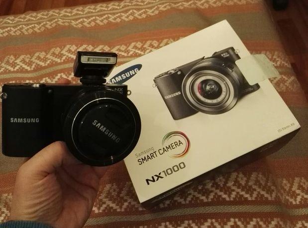 aparat smart NX1000 w doskonałym stanie