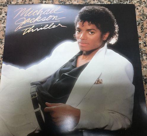 "Michael Jackson ""Thriller"" de 1982 (Vinil)."