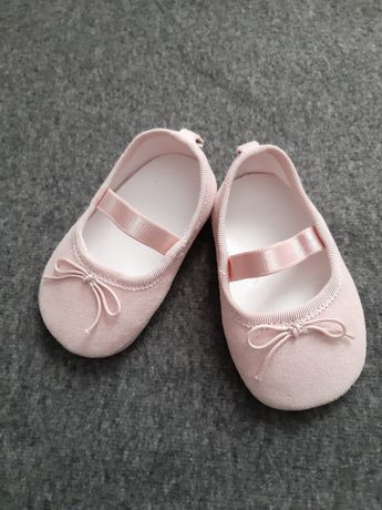 Nowe balerinki h&m