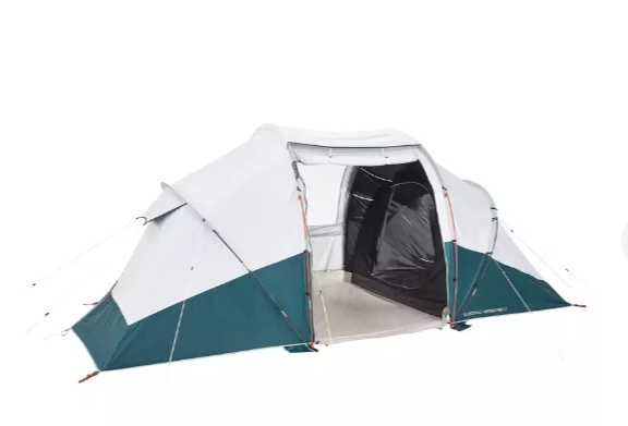палатка дуговая 4-х местная 2-х комнатная ARPENAZ 4.2 F&B QUECHUA