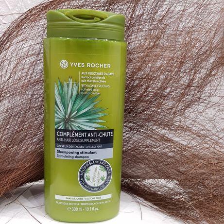 Шампунь стимулирующий рост волос с люпином Ив Роше
