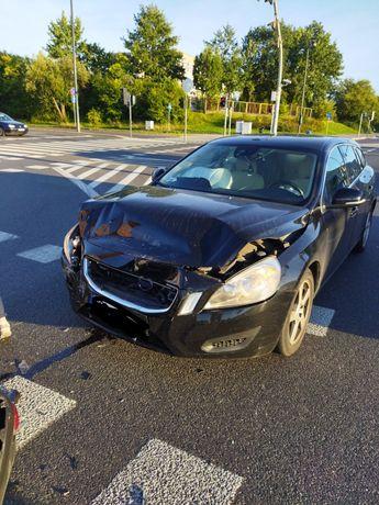 Volvo V60 uszkodzone