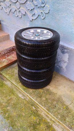 Продам Диски з шиною R 16. 5. 120 bmw оригинал