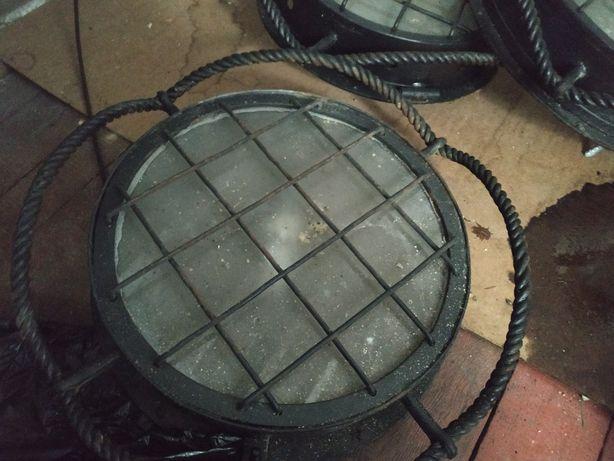 Bulaj Dekoracja Marynistyka Lampa kuta