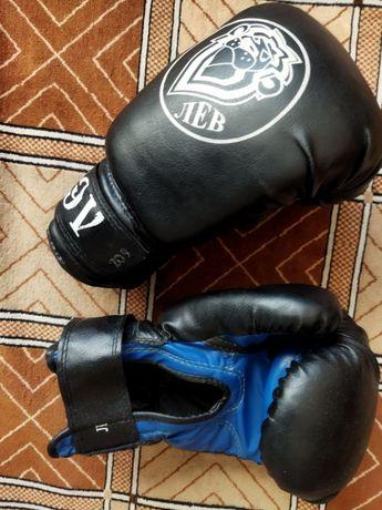 """боксерские перчатки """"Лев"""" детские"""