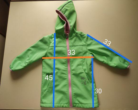 Детская куртка-ветровка