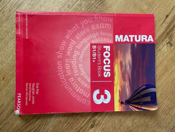 Focus 3 podręcznik do języka angielskiego