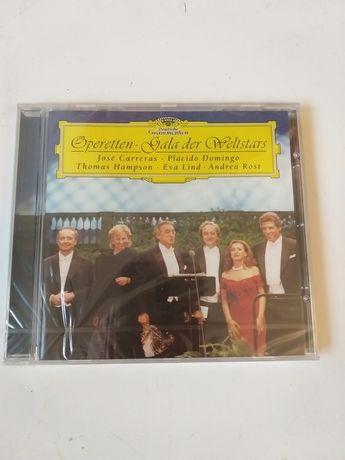 Nowa płyta CD Operetten-Gala der Weltstars