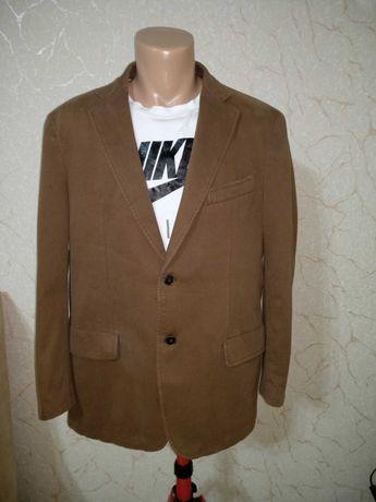 Пиджак мужской 54 размер невысокий рост Daniel hechter Германия