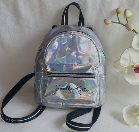 Рюкзак Kendall+Kylie светящийся разноцветный радужный переливающийся