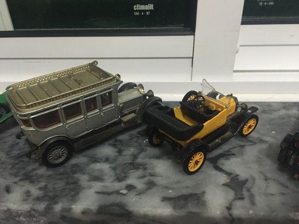 Carro corgi toys - Bentley, Rolls, Citroen, Ford T