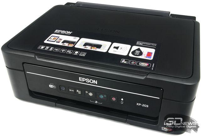 Принтер EPSON XP 203