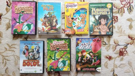 Filmy dziecięce bajki
