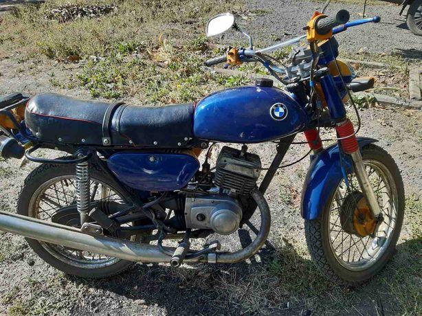 Продам мотоцикл Минск 125