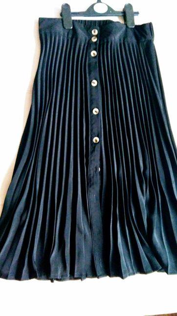 Spódnica plisowana Stradivarius