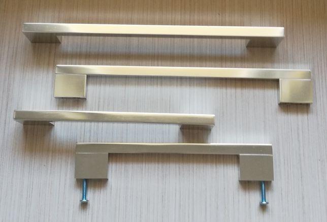 Uchwyty meblowe chrom 160 mm, 224 mm