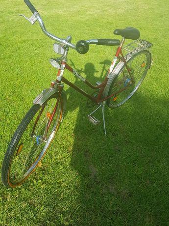 Retro rower zabytkowy stary NSU damka